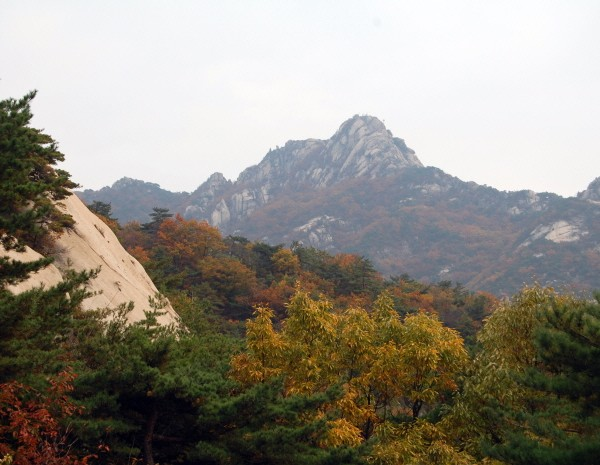 Mt. Bukhan National Park